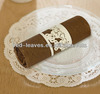 elegant handmade baby shower decorative laser paper towel napkin