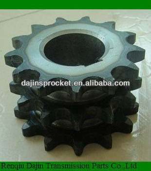 ANSI 1045 different type Industry Roller Chain Sprocket