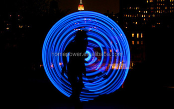 2014 hot products Fitness led hula hoop