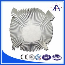 Customized Brilliance Aluminium Heat Sink To220