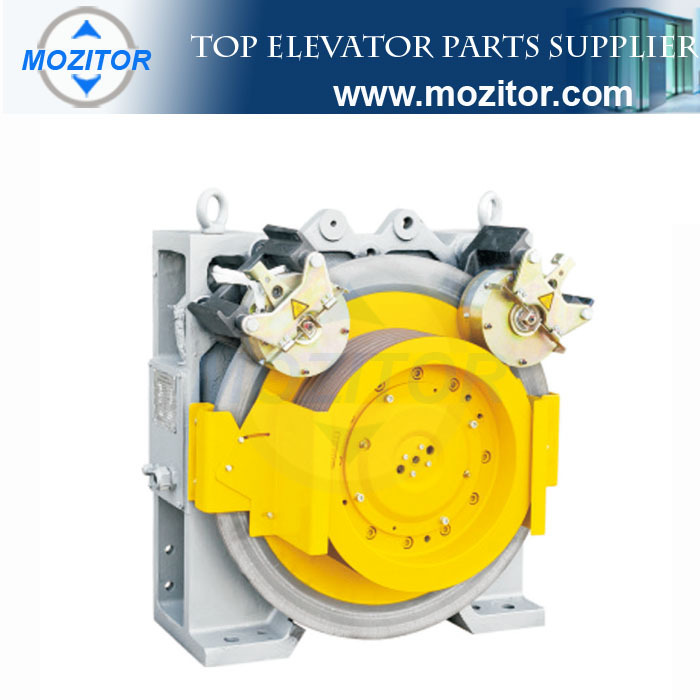 Traction Machine MZT-TG-W3 | traction system manufacturers | small elevator lift components