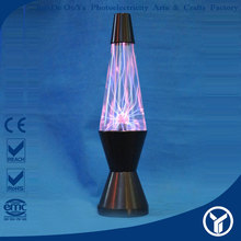 rocket big lava led decoration lava lamp light ball