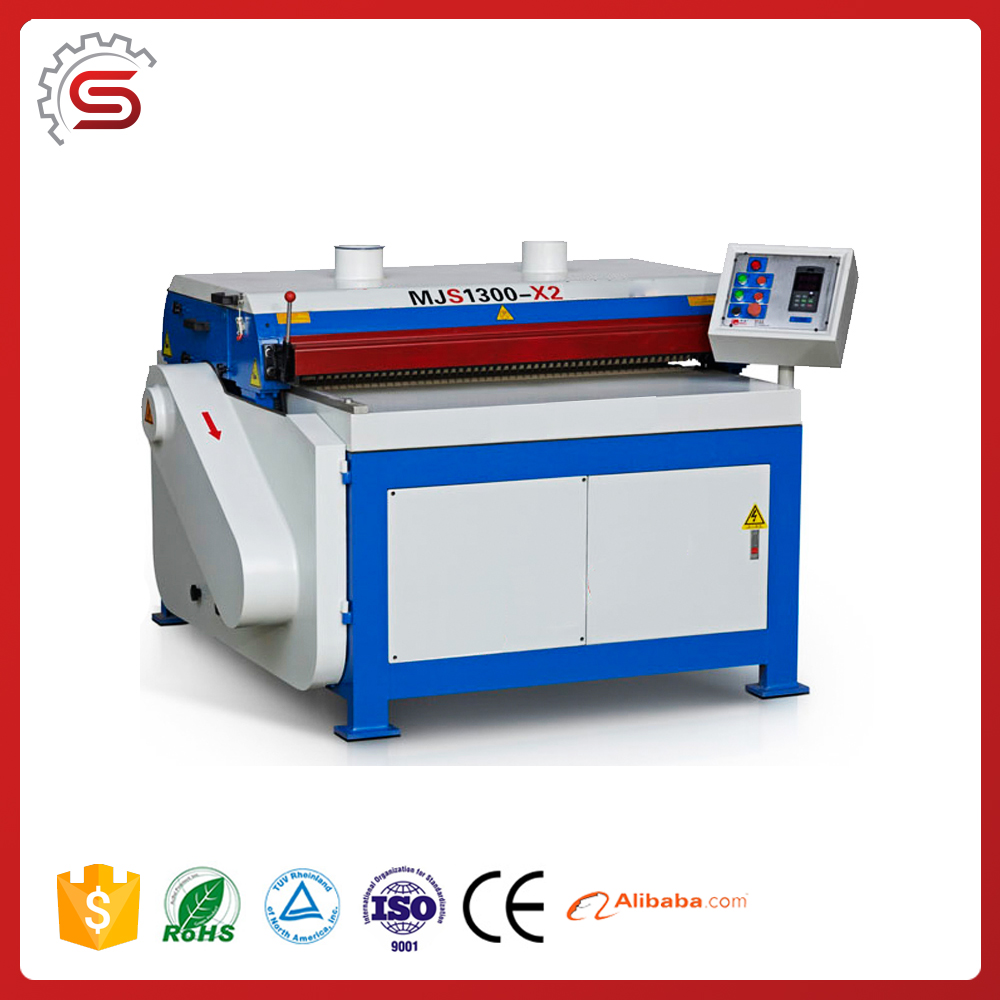Cutting machine MJS1300-X2 Multiple blade Rip Saw Machine for wood panel