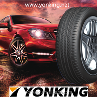 Chinese Most Famous Brand Yonking Brand PCR Car Tyre 205/70R15