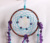 Shell and beaded dream catcher MS2001