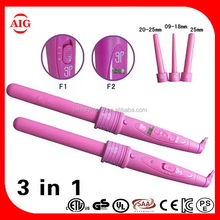 Beauty Merry 2016 Simple Style Wave auto Hair Curler Professional Digital LCD Light Ceramic Hair Curler Machine