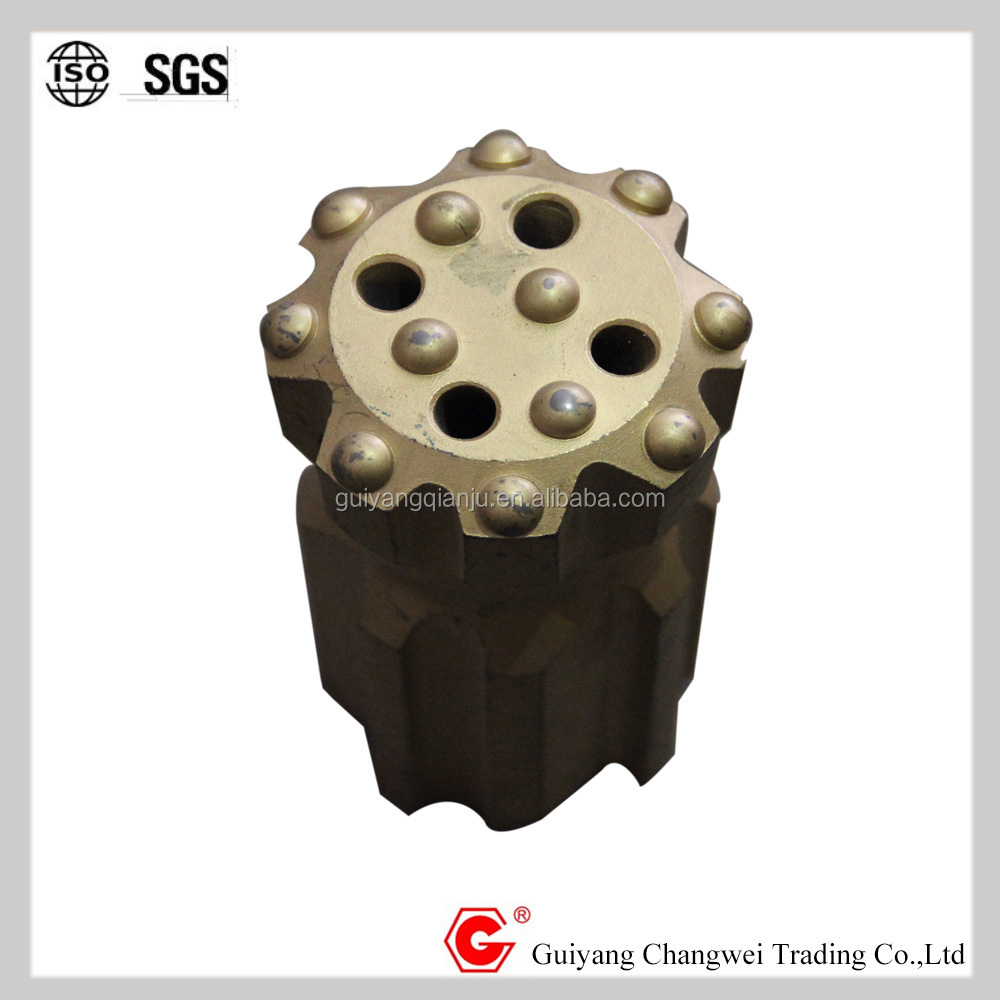 High Durability R32,T38,T45,T51 Retractable button bits for Rock Drilling