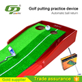 Solid Wooden Office indoor Mini Golf Putting Trainer