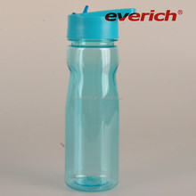 650ml Plastic Sports Tritan Water Bottle With Straw