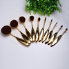 /product-detail/golden-galvanized-spoon-shape-makeup-brush-set-cosmetic-brush-60586413473.html