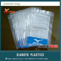 Clear Custom Printed Plastic Bags For Packaging