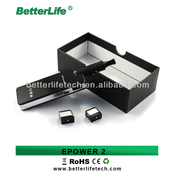 Betterlife 2014 Latest patent product with 6 colors LED light Variable Voltage electronic cigarette batteries