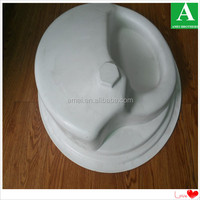Plastic hard white ABS water tank