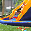 Water Slide Fabric Lacquered Pvc Coated
