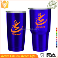 30oz stainless steel personalized tumbler