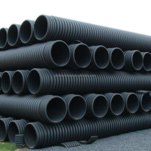 1300mm steel reinforced polyethylene hdpe corrugated pipe