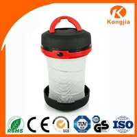 Waterproof Ultra Bright LED ABS Plastic 200 Lumen Lantern Mini Led Flashlight Folding Led Camping Lantern