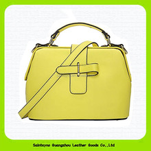 15031 2015 Guangzhou Urban fashion Artstyle female genuine leather ladies handbag manufactures
