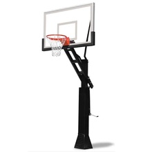 basketball hoops with 60 inch tempered backboard and polycarbonate for sale