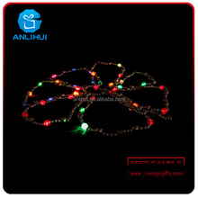 Pearl led string fairy lights christmas decoration copp[er wire pearl fairy lights