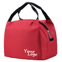 Reusable Insulated Lunch Tote Bag With BSCI Certificate
