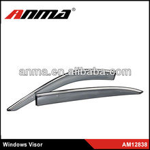 Universal car fits window visor car window visors deflector sun guards