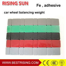 Car used fe adhesive wheel weights