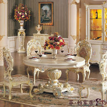 Royalty Classic home furniture ,dining room table and chairs