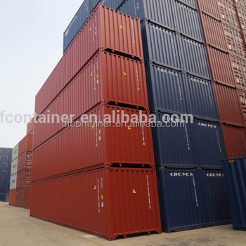40HC Dry Cargo Offshore Shipping Container Hots Sales