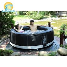 Professional Hot Selling hot spa hot tub heated nail bubble spa