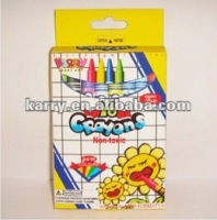 Color Water Soluble Crayons