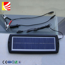 New 1.5W 12V Solar Power Panels Battery Charger For Car/Truck/Rv/Boat/Motorcycle