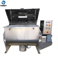 Profession powder ribbon mixer for pharmaceutical, food, foodstuff, chemical