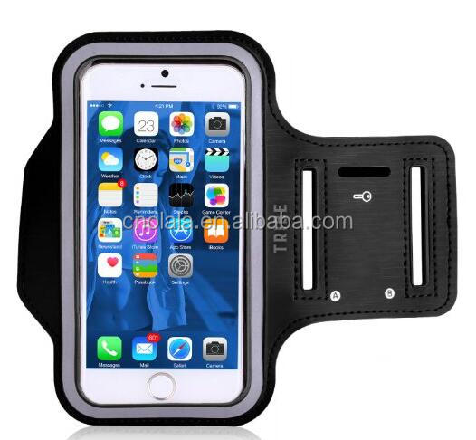Leather Sports Armband For smartphone