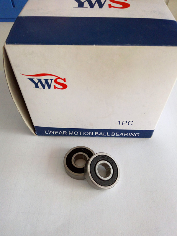s609-2rs Bearings 9x24x7 full stainless steel Premium nbr shield bearing