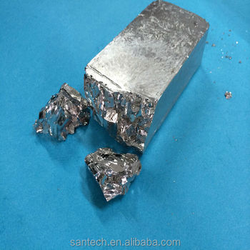 New 99.99 5N 6N Bismuth Metal for Alloys