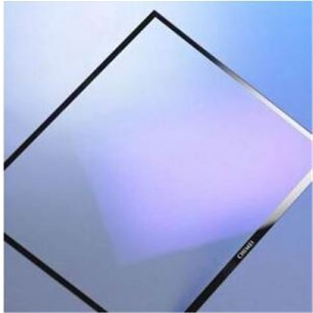 Manufacturer 1 inch or 2'' polished 40-20 optical lenses glasse from China famous supplier
