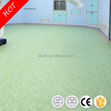 New material durable sports pvc vinyl flooring from china