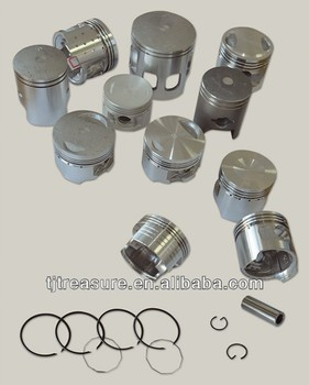 Engine piston,piston ring ,Cylinder liner for motorcycle