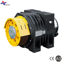 ER6D 7.8kw to 14.9kw Elevator Gearless Lift Motor