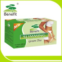 Natural Herbal Remedy Benefit Slimming Tea For Weight Loss Body Slim Green Tea Herbs Blending Diet Tea