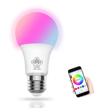 OEM Factory price Wholesale smart led bulb 4.5w music bulb with CE ROHS FCC certificate
