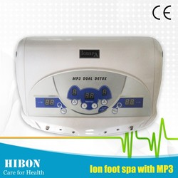 Latest Arrival Detox Machine Foot SPA Personal Massager