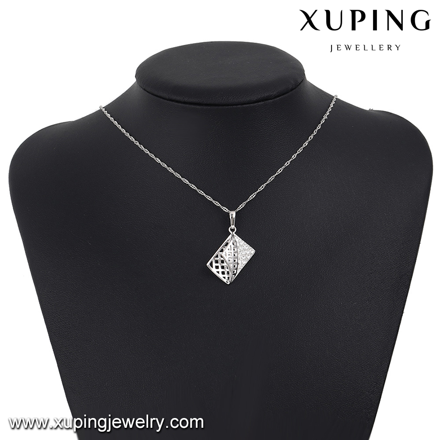 31642 xuping pendant rich stereo feeling as alibaba express jewelry