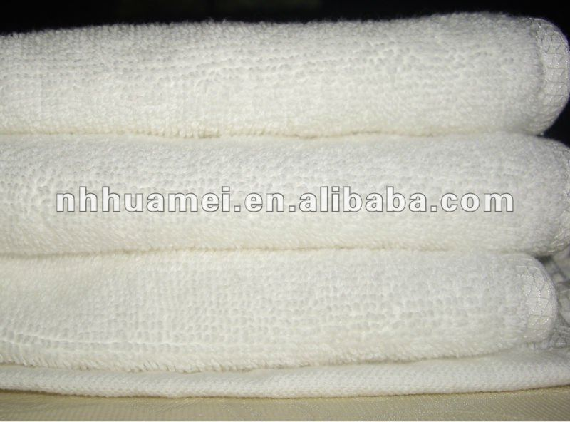 100% cotton used hotel towel set