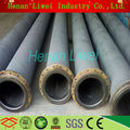 rubber/PE/PTFE lined pipe fittings manufacturing expert Henan Liwei