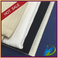 T/C 65/35 45*45 133*72 110gsm herringbone white/grey/black fabric for shirts and pockets