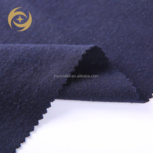 top quality smooth lambswool merino interlock cashmere wool coat fabric