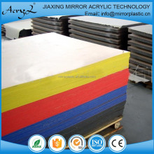 High quality selling colourful acrylic panels