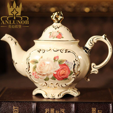 Ceramic Tea Pot for Various Royal Designs Vintage Porcelain Tea Set